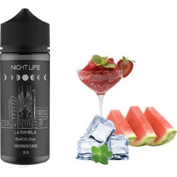 NIGHT LIFE LA RAMBLA FLAVOUR SHOT 30ML / 120ML